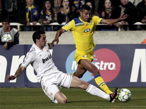 Реал (3) — АПОЕЛ (0). Накануне