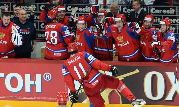 Россия чемпион мира по хоккею 2012 ура