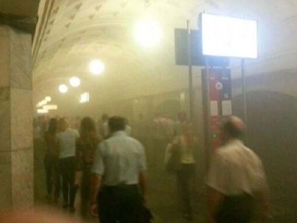 Пожары в московском метро - это закономерность, а не случай!