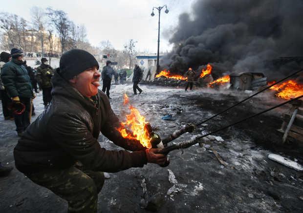 Оппозиционеры готовы к введению Чрезвычайного положение на Украине