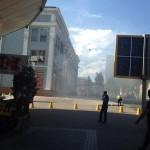 Видео. В Донецке произошёл взрыв в ЦУМе